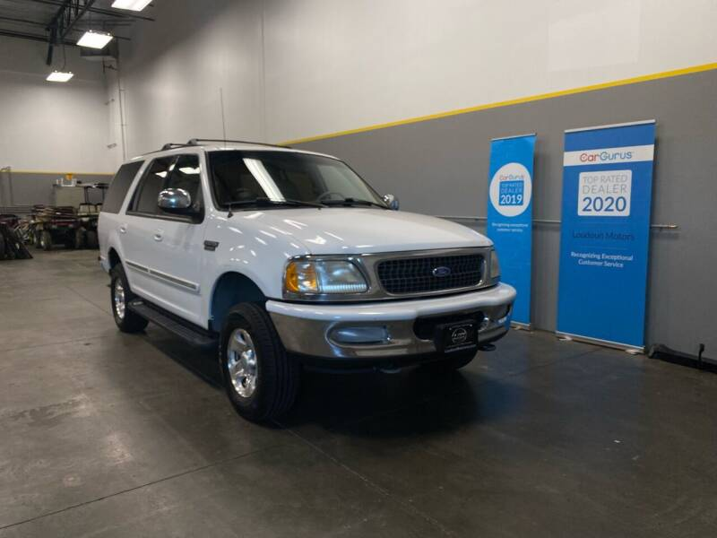 1997 Ford Expedition for sale at Loudoun Motors in Sterling VA