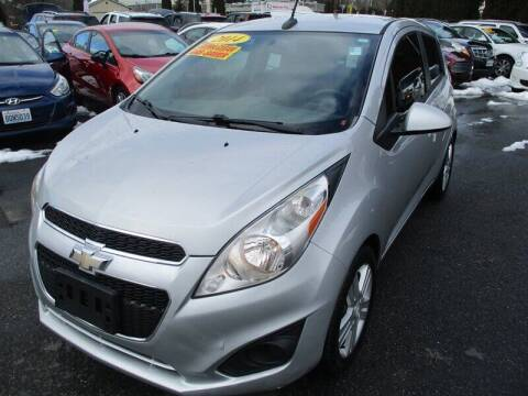 2014 Chevrolet Spark for sale at GMA Of Everett in Everett WA
