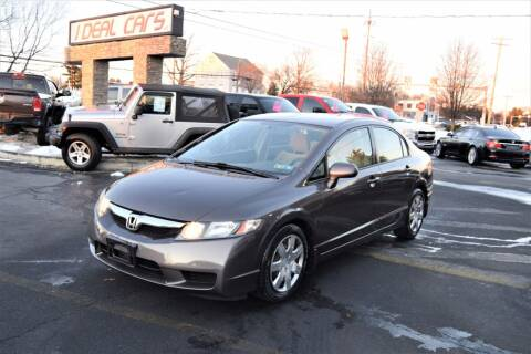 2010 Honda Civic for sale at I-DEAL CARS in Camp Hill PA