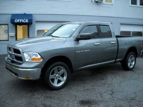 2011 RAM Ram Pickup 1500 for sale at Best Wheels Imports in Johnston RI