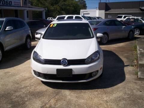 2013 Volkswagen Golf for sale at Louisiana Imports in Baton Rouge LA