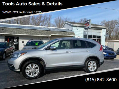 2012 Honda CR-V for sale at Tools Auto Sales & Details in Pontiac IL