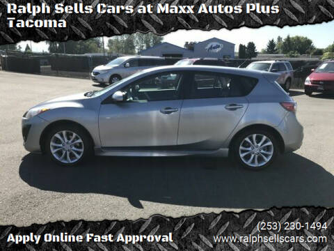 2011 Mazda MAZDA3 for sale at Ralph Sells Cars at Maxx Autos Plus Tacoma in Tacoma WA