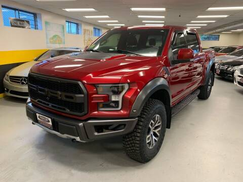 2018 Ford F-150 for sale at Newton Automotive and Sales in Newton MA