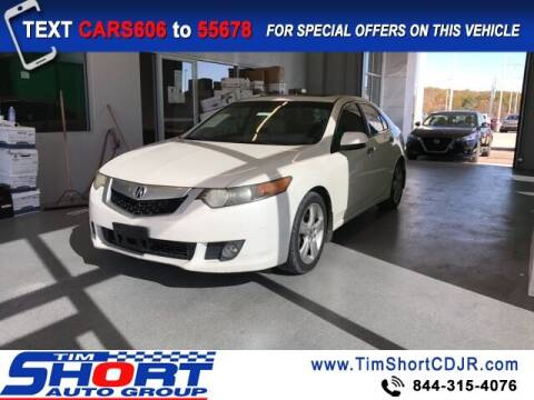 2009 Acura TSX for sale at Tim Short Chrysler in Morehead KY