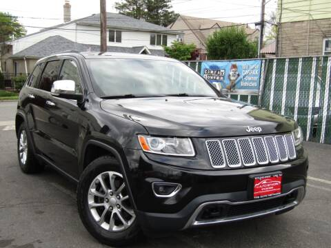 2014 Jeep Grand Cherokee for sale at The Auto Network in Lodi NJ