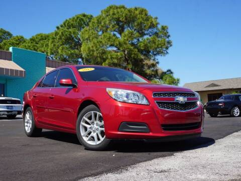 2013 Chevrolet Malibu for sale at Motorcars of Melbourne in Rockledge FL