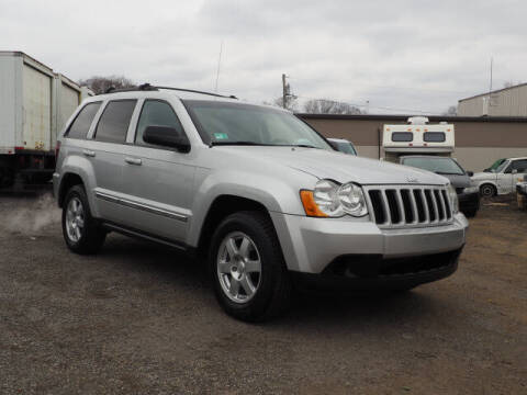 2010 Jeep Grand Cherokee for sale at East Providence Auto Sales in East Providence RI