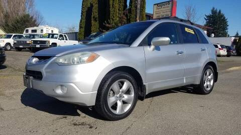 2007 Acura RDX for sale at Payless Car & Truck Sales in Mount Vernon WA