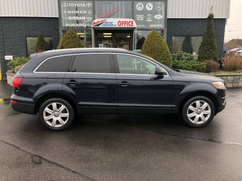 2007 Audi Q7 for sale at Advance Auto Center in Rockland MA