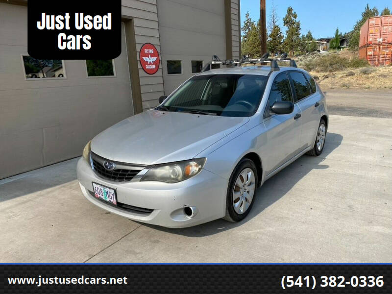 2008 Subaru Impreza for sale at Just Used Cars in Bend OR
