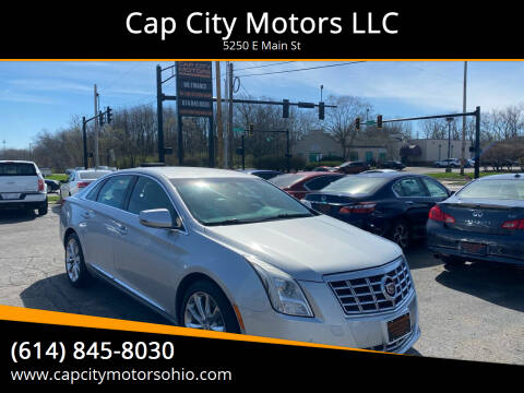 2013 Cadillac XTS for sale at Cap City Motors LLC in Columbus OH