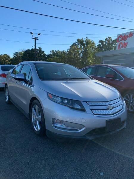 2012 Chevrolet Volt for sale at City to City Auto Sales in Richmond VA