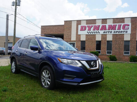 2017 Nissan Rogue for sale at DYNAMIC AUTO SPORTS in Addison IL