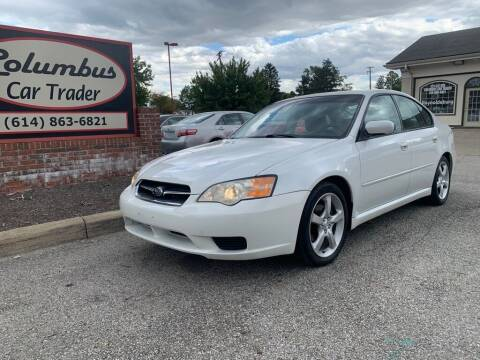 2007 Subaru Legacy for sale at Columbus Car Trader in Reynoldsburg OH