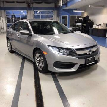 2017 Honda Civic for sale at Simply Better Auto in Troy NY