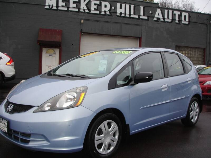2009 Honda Fit for sale at Meeker Hill Auto Sales in Germantown WI