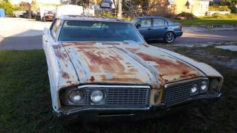 1968 Buick Electra for sale at Classic Car Deals in Cadillac MI