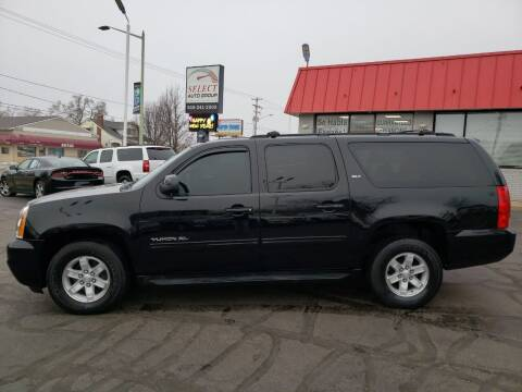 2012 GMC Yukon XL for sale at Select Auto Group in Wyoming MI
