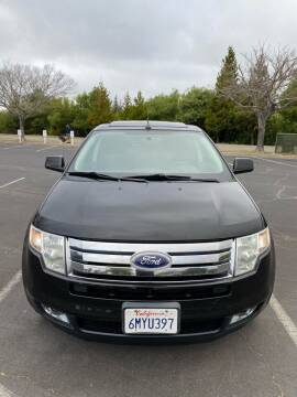 2010 Ford Edge for sale at CARFORNIA SOLUTIONS in Hayward CA