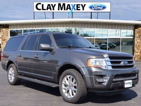 2015 Ford Expedition EL for sale at Clay Maxey Ford of Harrison in Harrison AR