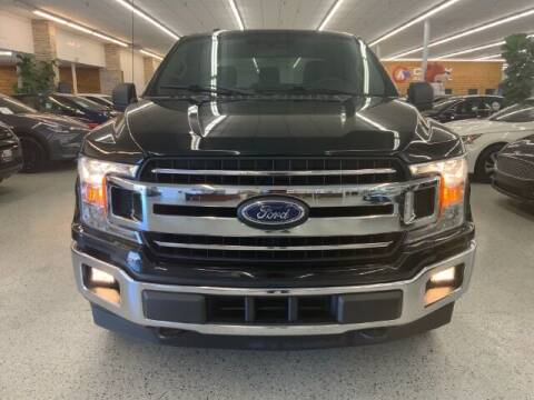 2018 Ford F-150 for sale at Dixie Motors in Fairfield OH