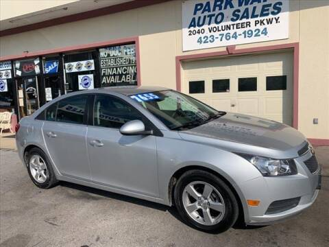 2014 Chevrolet Cruze for sale at PARKWAY AUTO SALES OF BRISTOL in Bristol TN
