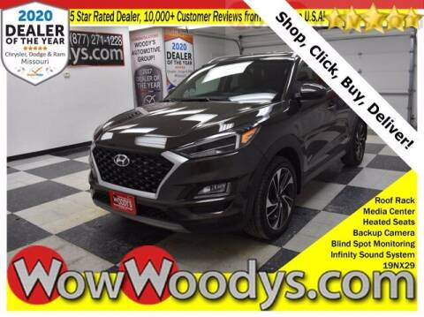 2019 Hyundai Tucson for sale at WOODY'S AUTOMOTIVE GROUP in Chillicothe MO