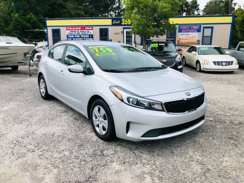 2017 Kia Forte for sale at Capital Car Sales of Columbia in Columbia SC