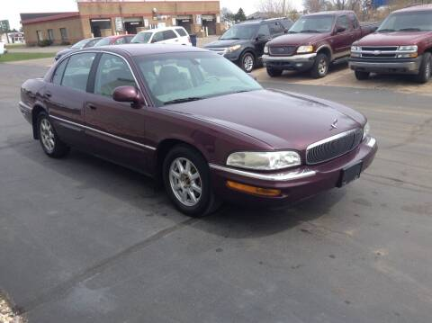 2003 Buick Park Avenue for sale at Bruns & Sons Auto in Plover WI