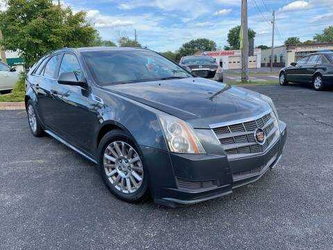 2010 Cadillac CTS for sale at Boardman Auto Mall in Boardman OH