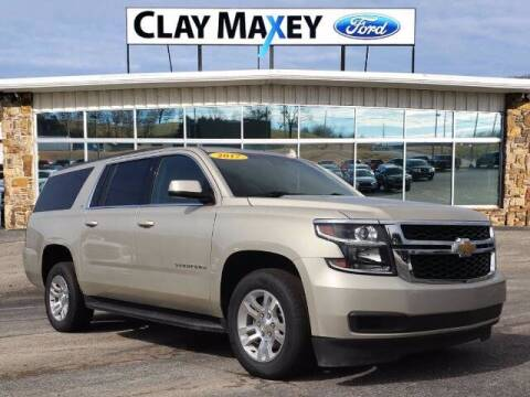 2017 Chevrolet Suburban for sale at Clay Maxey Ford of Harrison in Harrison AR