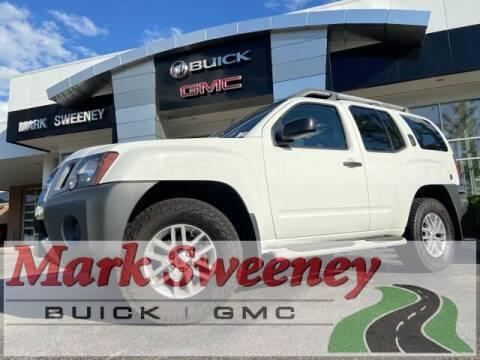 2015 Nissan Xterra for sale at Mark Sweeney Buick GMC in Cincinnati OH