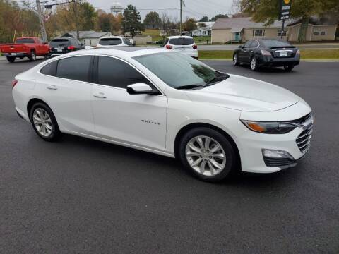 2020 Chevrolet Malibu for sale at G. B. ENTERPRISES LLC in Crossville AL