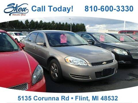 2006 Chevrolet Impala for sale at Jamie Sells Cars 810 in Flint MI