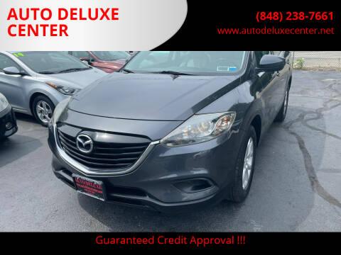 2013 Mazda CX-9 for sale at AUTO DELUXE CENTER in Toms River NJ