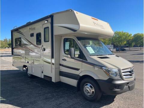 2016 Mercedes-Benz Sprinter Cab Chassis for sale at Dealers Choice Inc in Farmersville CA