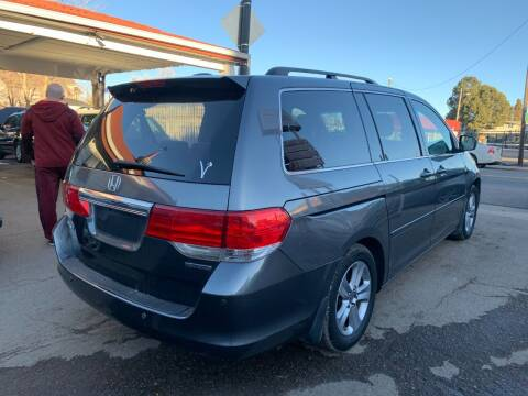 2010 Honda Odyssey for sale at STS Automotive in Denver CO