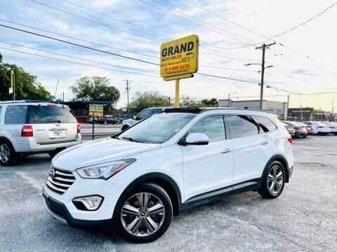 2016 Hyundai Santa Fe for sale at Grand Auto Sales in Tampa FL