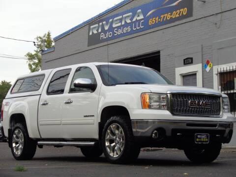 2009 GMC Sierra 1500 for sale at Rivera Auto Sales LLC in Saint Paul MN