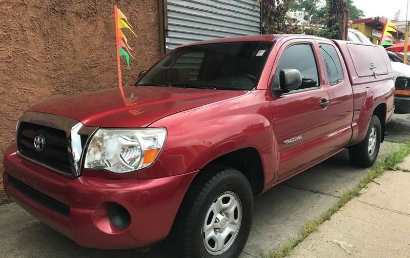 2007 Toyota Tacoma for sale at Drive Deleon in Yonkers NY