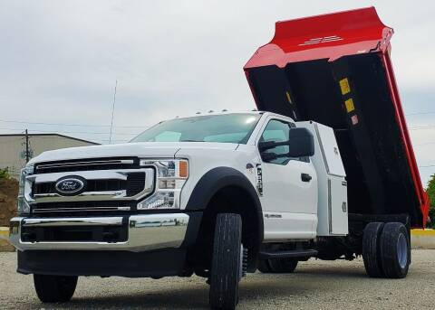 2021 Ford F-600 for sale at A F SALES & SERVICE in Indianapolis IN
