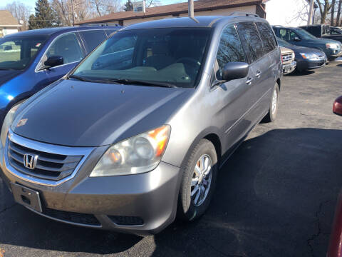 2009 Honda Odyssey for sale at Prospect Auto Mart in Peoria IL