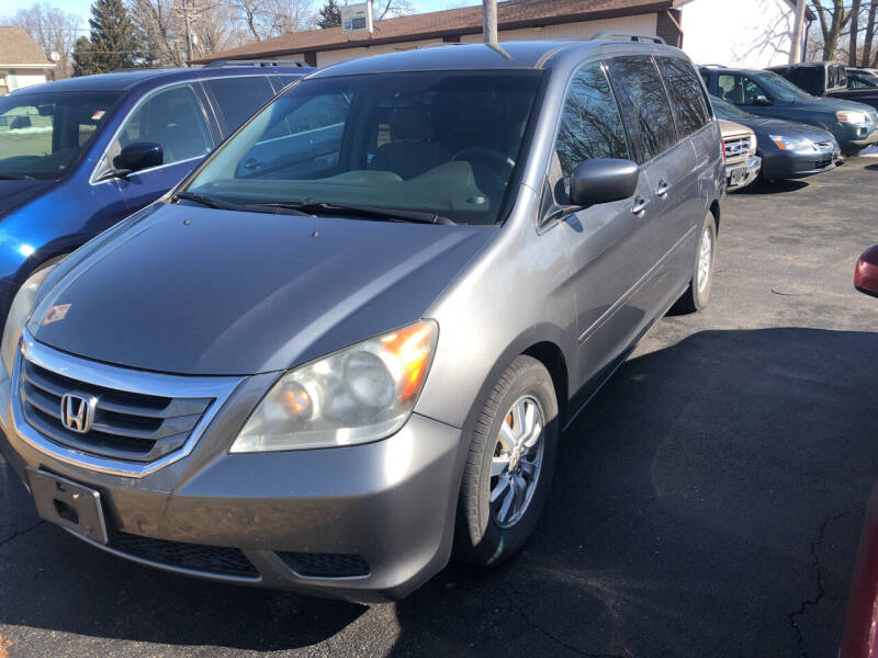 2009 Honda Odyssey for sale at Prospect Auto Mart in Peoria IL