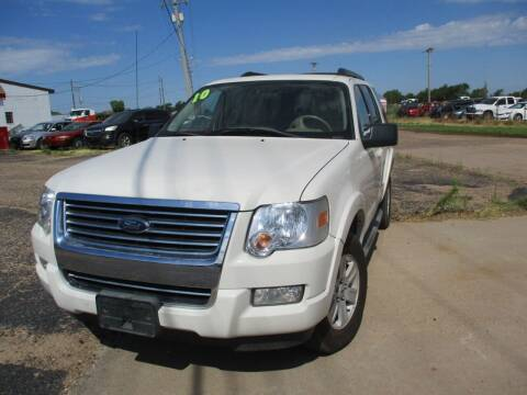 2010 Ford Explorer for sale at Sunrise Auto Sales in Liberal KS