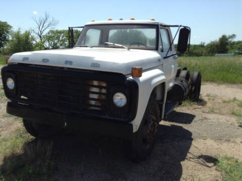 1977 Ford F-750 Super Duty for sale at Melton Chevrolet in Belleville KS