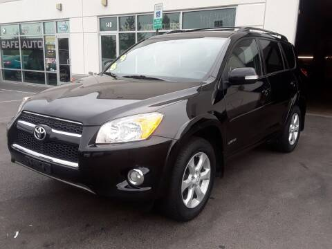 2011 Toyota RAV4 for sale at M & M Auto Brokers in Chantilly VA
