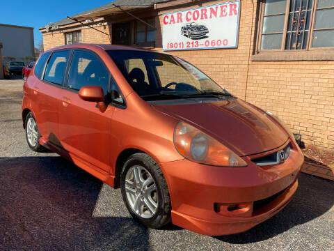 2008 Honda Fit for sale at Car Corner in Memphis TN