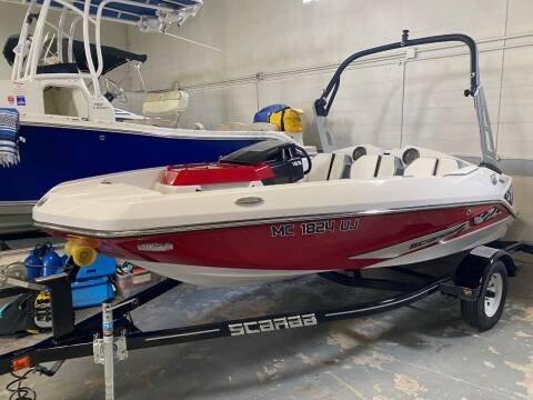 2019 Scarab 165 for sale at Select Motor Group in Macomb MI