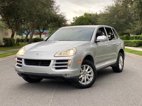 2009 Porsche Cayenne for sale at Presidents Cars LLC in Orlando FL